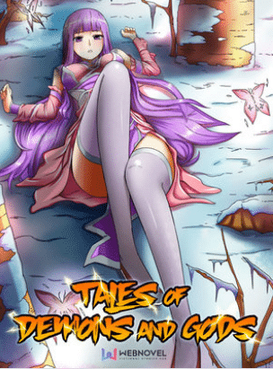 wuxia comic-tales of demons and gods