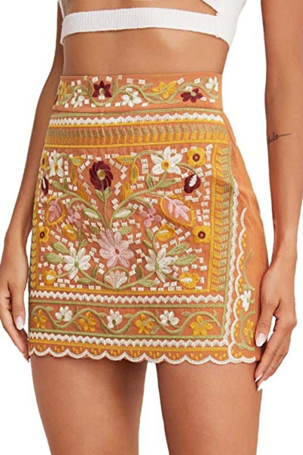 SheIn Women's Casual Floral