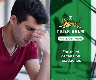 best Chinese products Tiger Balm White headcache