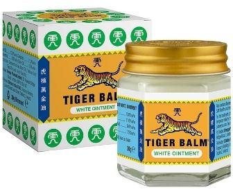 best Chinese products Tiger Balm White