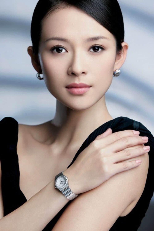 Chinese actresses Zhang Ziyi