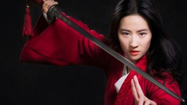 Liu Yifei Disney live-action drama Mulan