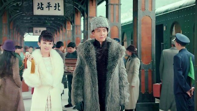 Zhao Liying William Chan suspense drama The Mystic Nine